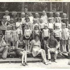 Skoallefoto's 1974