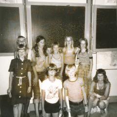 Skoallefoto's 1975