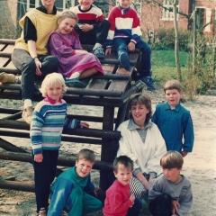Skoallefoto's 1987