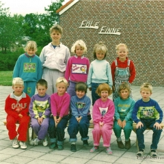 Skoallefoto's 1989
