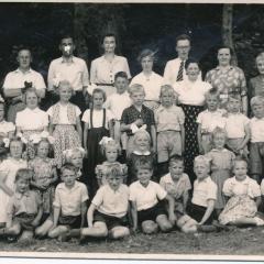 Skoallefoto's 1952