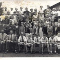 Skoallefoto's 1955