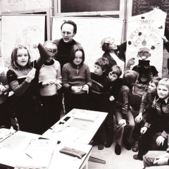 Skoallefoto's 1976