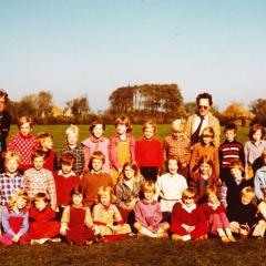 Skoalfoto's 1979/1980