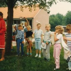 Skoallefoto's 1985