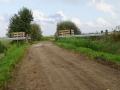 Fotoalbum Geart Siesling, 002, Wurksaamheden nije fietspaad Easterwierrum - Kleiterp, 09-09-2014 tot en met 04-10-2014