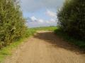 Fotoalbum Geart Siesling, 003, Wurksaamheden nije fietspaad Easterwierrum - Kleiterp, 09-09-2014 tot en met 04-10-2014