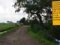 Fotoalbum Geart Siesling, 017, Wurksaamheden nije fietspaad Easterwierrum - Kleiterp, 09-09-2014 tot en met 04-10-2014