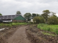 Fotoalbum Geart Siesling, 028, Wurksaamheden nije fietspaad Easterwierrum - Kleiterp, 09-09-2014 tot en met 04-10-2014