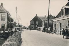 Fotoalbum Douwe Ferwerda, 039, Doarpsstrjitte