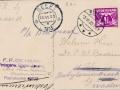Fotoalbum Douwe Ferwerda, Foto 19, Kaart, 1933