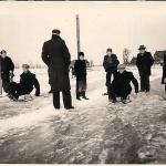 Een nieuwe ijsbaan