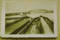 Fotoalbum Frits Hoekstra, 001, Varende op de IJsel
