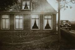 Fotoalbum Frits Hoekstra, 180, PICT0100 Woning van de fa. Alberda op de Dille.