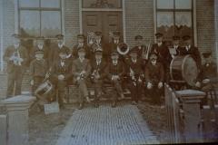 Fotoalbum Frits Hoekstra, 218, PICT0062 Oprichting van het korps Ons Ideaal.