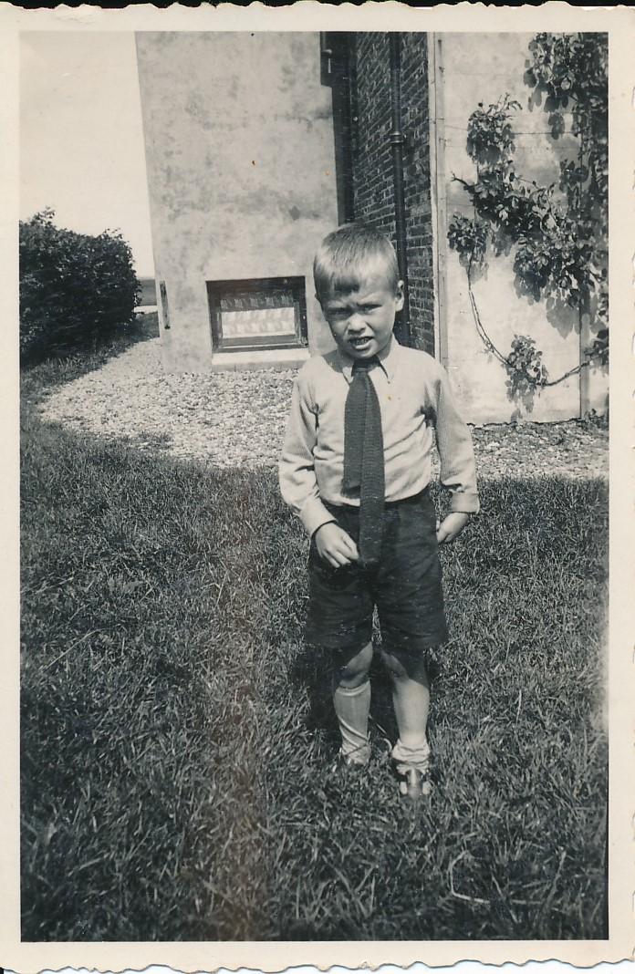 Fotoalbum Andre Kamsma, 025, Lauw Kamsma, jier 1936-1937
