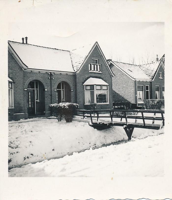 Fotoalbum Andre Kamsma, 070, Dilledyk, jier 1955-1956