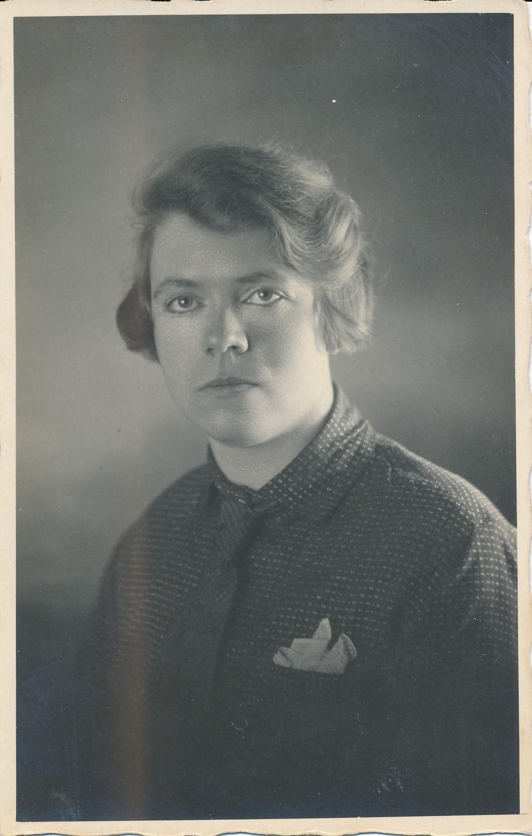 Fotoalbum Andre Kamsma, 129, Hieke Kamsma, 1932