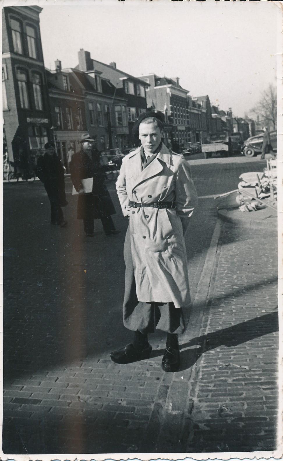 Fotoalbum Andre Kamsma, 133, Lauw Kamsma, Boerefeint, 1954