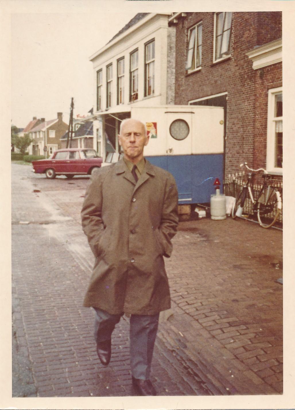 Fotoalbum Andre Kamsma, 143, Merke Bauke Kamsma, 1980