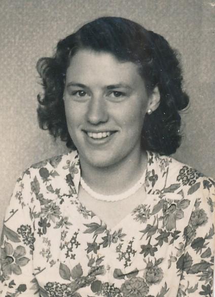 Fotoalbum Andre Kamsma, 164, Julia Kamsma, 1950