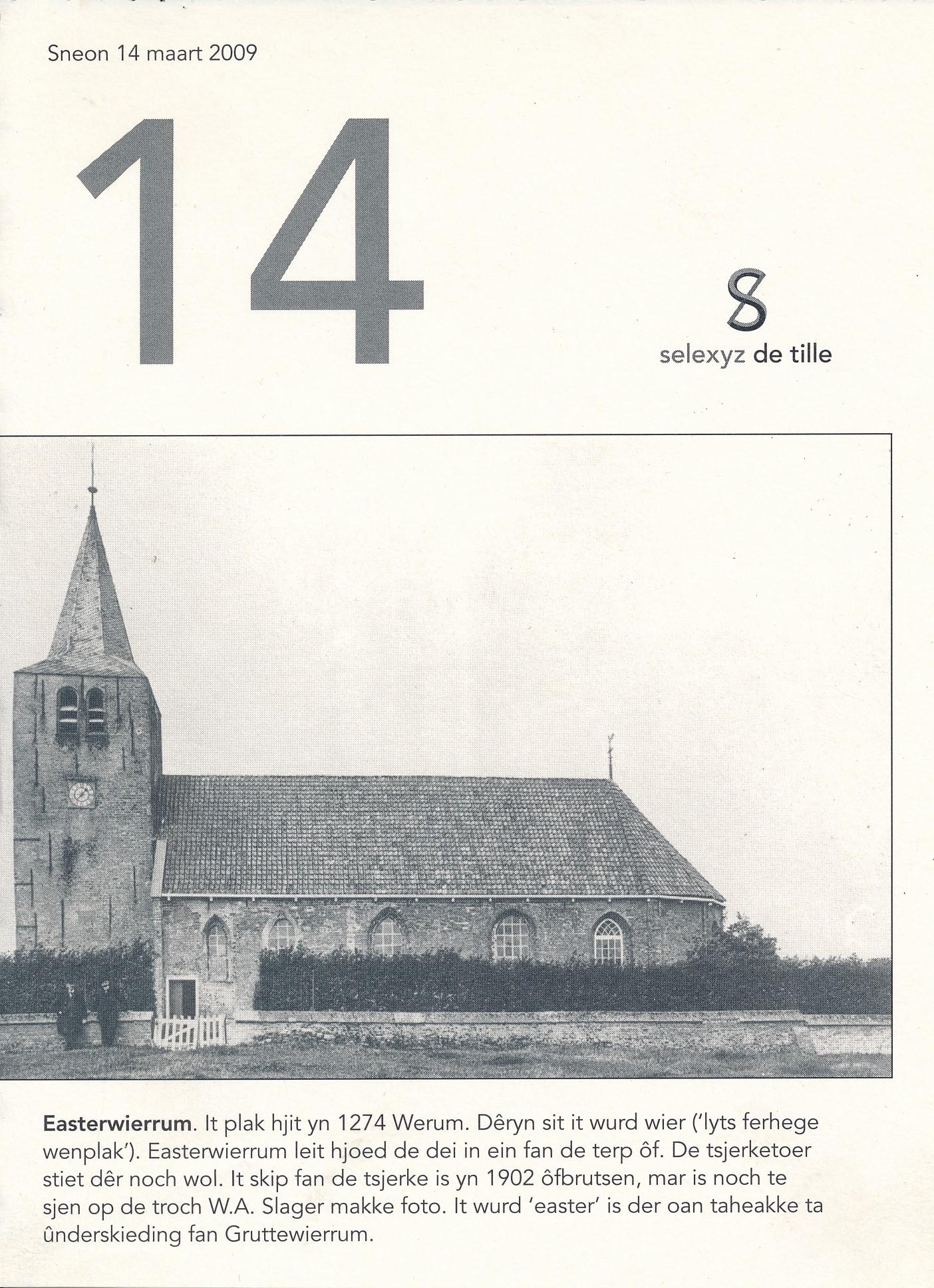 Fotoalbum Andre Kamsma, 184, scheurkalender