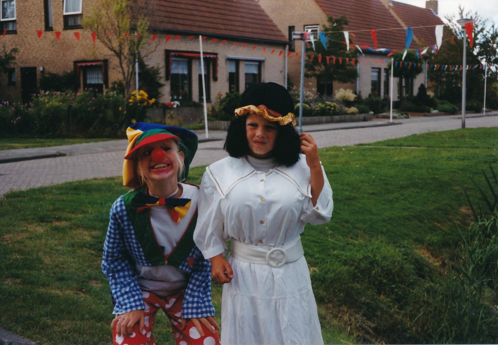 Fotoalbum Anneke Miedema, 005, Merke 1998, augustus