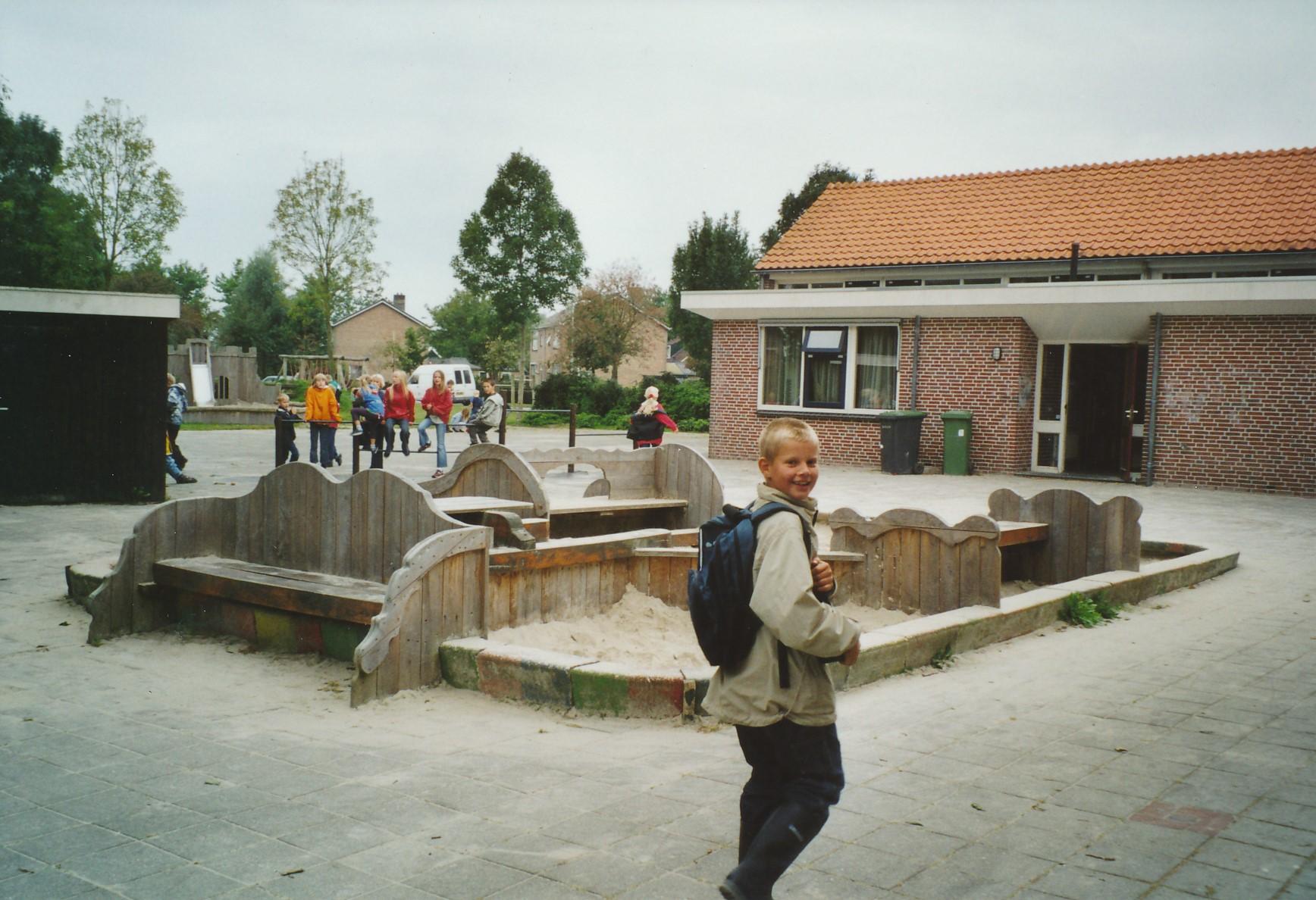 Fotoalbum Anneke Miedema, 075, Skoalle 2002