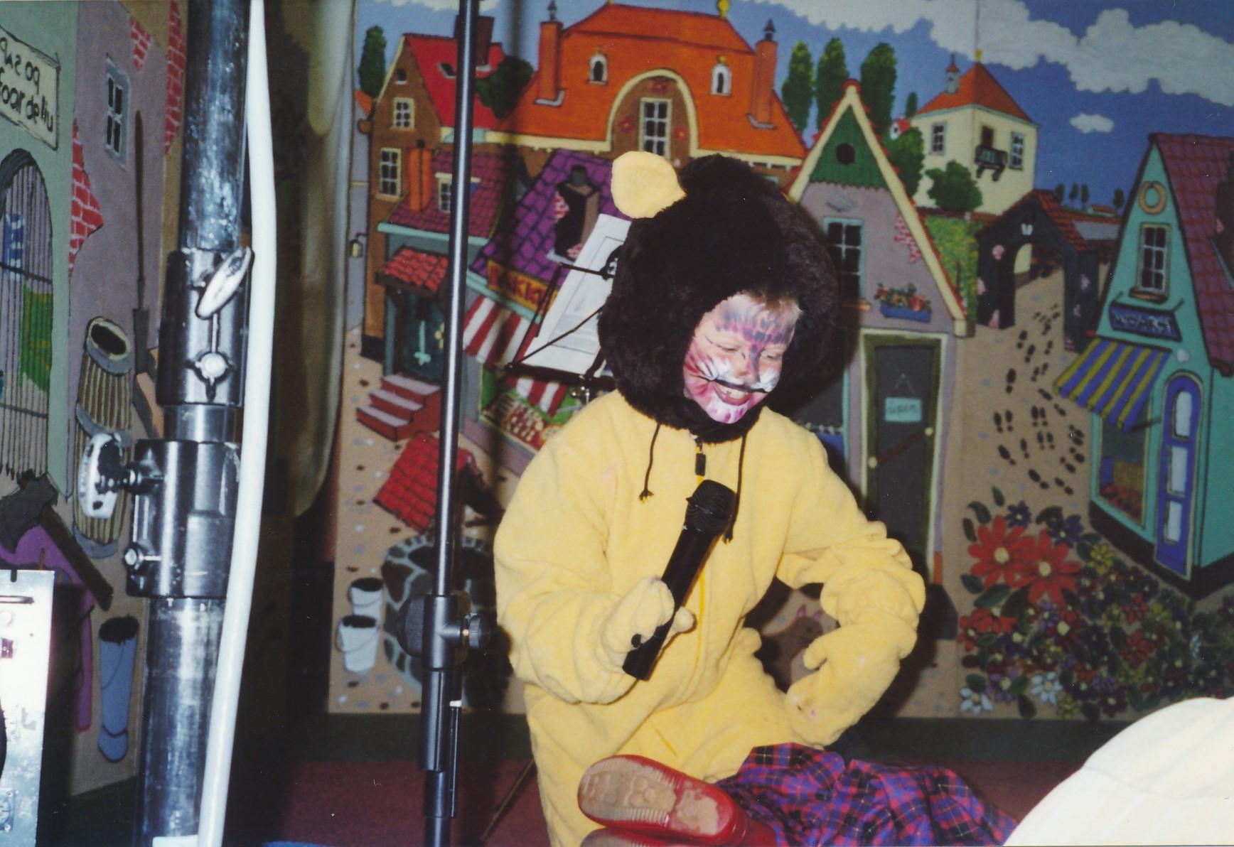 Fotoalbum Anneke Miedema, 106, Musical 2005, Sape Miedema