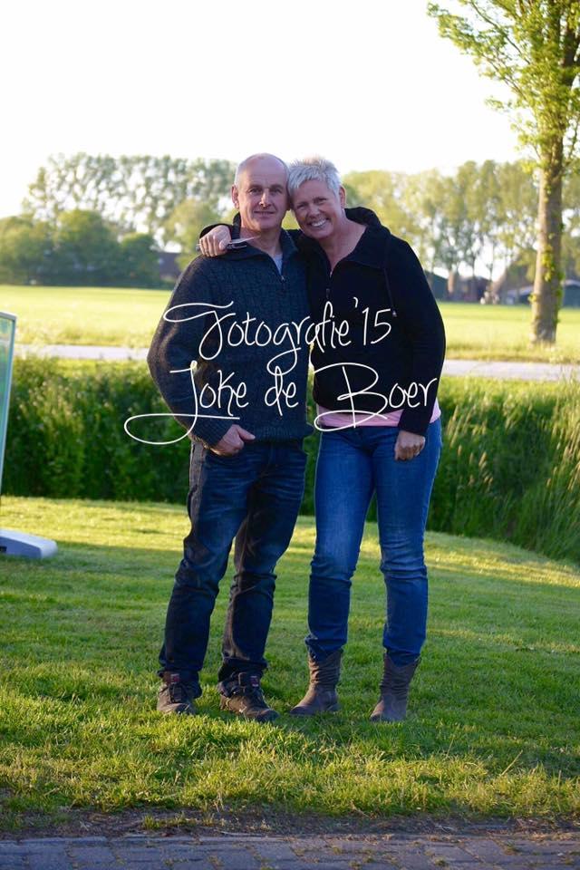 Fotoalbum Cor en Anneke Miedema, 002, 04-07-2016 30 jier trouwt
