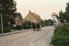 Fotoalbum Anneke Miedema, 029, Ringstekke yn e buorren, Merke 1996