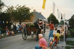 Fotoalbum Anneke Miedema, 031, Ringstekke yn e buorren, Merke 1996