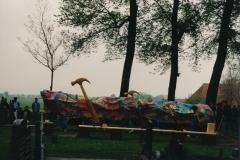 Fotoalbum Anneke Miedema, 045, Iepening klok Ald Toer, 1994
