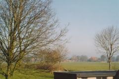 Fotoalbum Anneke Miedema, 090, Bomen snoeien, ruimte maken voor de Tysker, Winter 2003