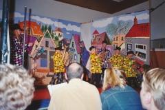 Fotoalbum Anneke Miedema, 110, Musical 2005, u.o. Thedo van der Wal, Bauke Schoustra