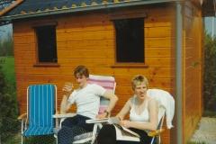 Fotoalbum Anneke Miedema, 128, Cor Miedema en Geeske Miedema