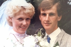Fotoalbum Cor en Anneke Miedema, 001, 04-07-1986