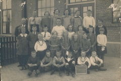 Fotoalbum Eddie Groen - 019 - Skoalfoto ca. 1924-1925
