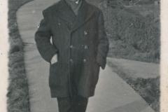 Fotoalbum Eddie Groen, 020, Edzer Leyenaar – jierren 50