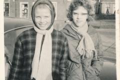 Fotoalbum-Gjetsje-Meintema-Coenraads-042-Gjetsje-en-Hessie-van-der-Meer-1964