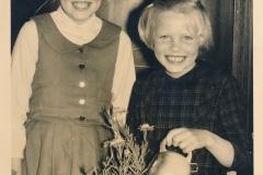 Fotoalbum-Gjetsje-Meintema-Coenraads-044-Skoalfoto-1960-Gjetsje-en-Stien-Meintema