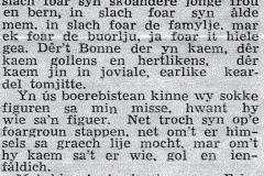 Fotoalbum-Gjetje-Wondaal-Hoekstra-018-Kranteknipsel-Bonne-Doeke-Meintema