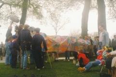 Fotoalbum Jan en Marja Schotanus, 010, Ynweiding liedklok, 1993-1994