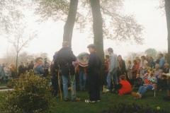 Fotoalbum Jan en Marja Schotanus, 011, Ynweiding liedklok, 1993-1994