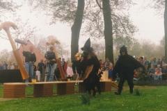 Fotoalbum Jan en Marja Schotanus, 016, Ynweiding liedklok, 1993-1994