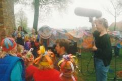 Fotoalbum Jan en Marja Schotanus, 023, Ynweiding liedklok, 1993-1994