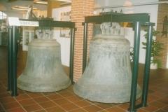 Fotoalbum Jan en Marja Schotanus, 033, Pleatsing en restauraasje klokken âld Toer