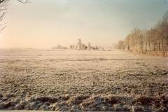 Fotoalbum Meint Miedema, Winterfoto pleats Hegedyk 1, 01, Yep en Jikkie