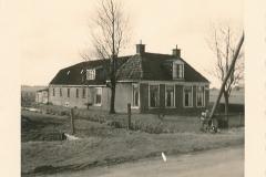 Fotoalbum Sytse Alberda, 003, hûs fan fam. Alberda, De Dille 2, januari-maart 1962