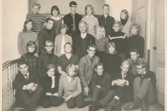 Fotoalbum Sytse Alberda, 008, Ambachtskoalle, mei Sytse Alberda